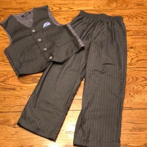 Other - Boys best with dress pants